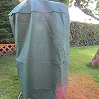 Keep the Ikon Barbecue dust Free with a Cover
