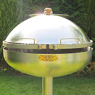 Turn the Ikon Barbecue from a Grill to an Oven 1