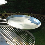 The Ikon Barbecue comes with two shallow trays - Need three?
